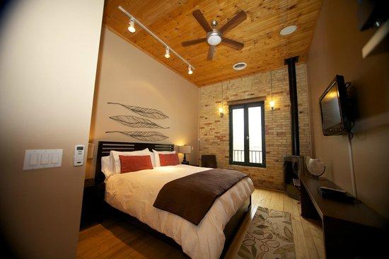 Bella Vita Spa + Suites: Florenzia Suite