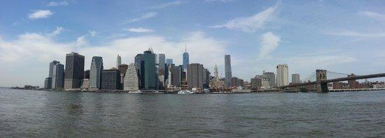Manhattan Skyline : Skyline