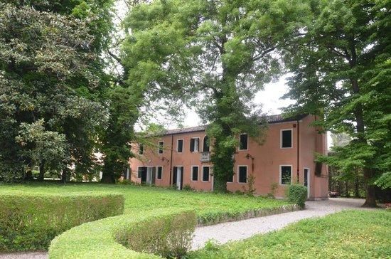 Hotel Villa Alberti: A antiga cavalariça