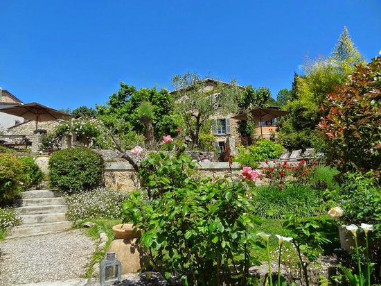 Les Rosees : Clear day