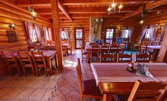 Hotel Koliba Greta: restaurant
