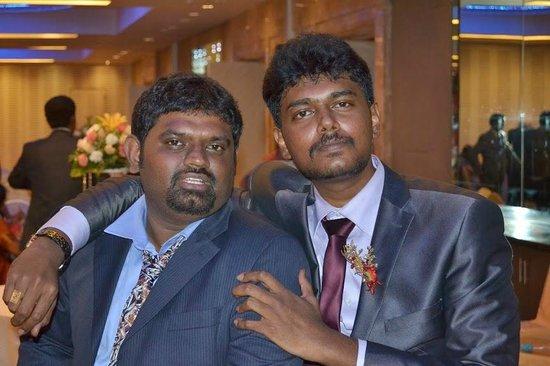 Le Royal Meridien Chennai: Reception