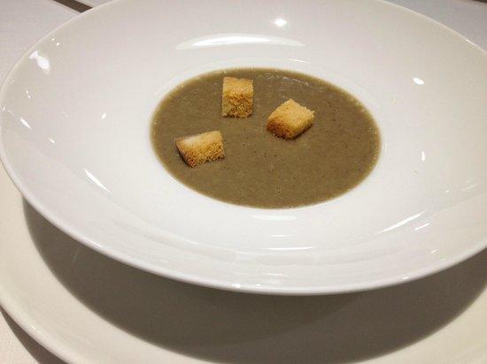 V. crespo: 豆のスープ