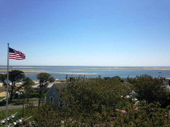 Chatham Bars Inn Resort and Spa: Sea View