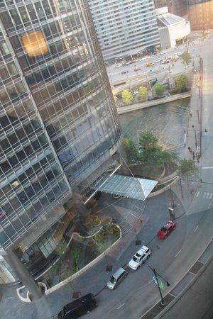 The Langham, Chicago : Вид из окна