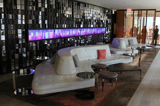 The Langham, Chicago : Лаундж отеля
