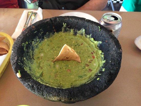 El Squid Roe: Guacamole