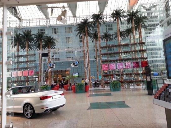 Hilton Munich Airport: visão geral