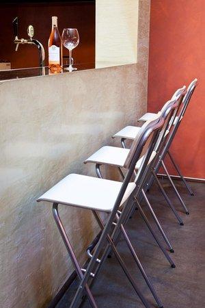 Cafe de la Collegiale : l'intérieur