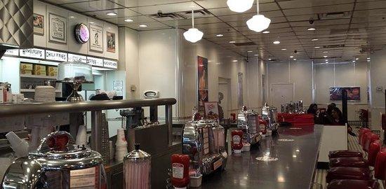 Johnny Rockets Atlanta 50 Alabama St Sw Restaurant