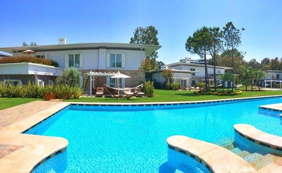 Cornelia Diamond Golf Resort & Spa: Красота!