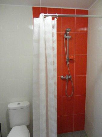Albergue Arasolis: Baño minusválidos