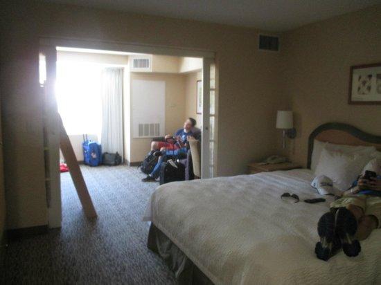 Portofino Inn & Suites Anaheim Hotel: kids suite
