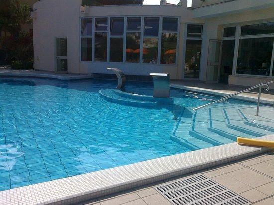 Hotel Savoia Thermae & Spa: Piscina fantastica!!