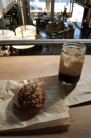 Photo of Cafe Sightglass Coffee at 270 7th St, San Francisco, CA 94103, United States