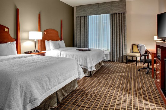 Hampton Inn & Suites Greenville - Downtown - Riverplace: Two Queen Standard