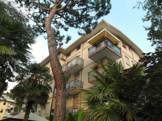 Terrazze Picture Of Hotel Aurora Eraclea Mare Tripadvisor