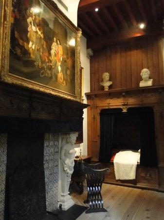 Museum Het Rembrandthuis (Rembrandt House): une des chambres de la maison
