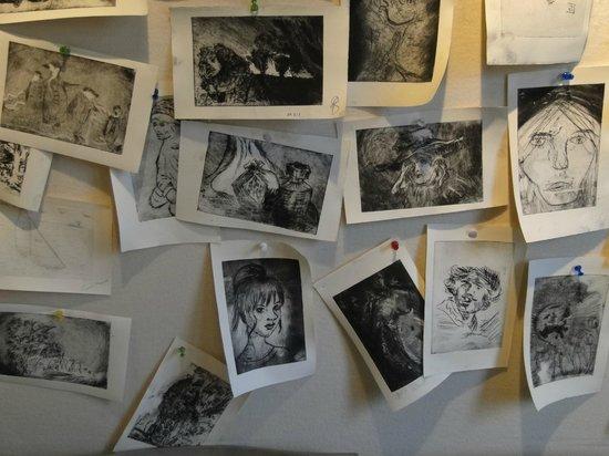 Museum Het Rembrandthuis (Rembrandt House): printing workskop