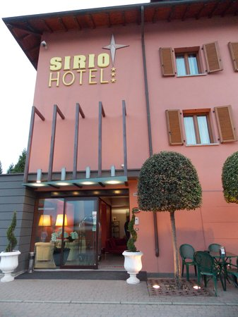 Sirio Hotel: Hotel Sirio