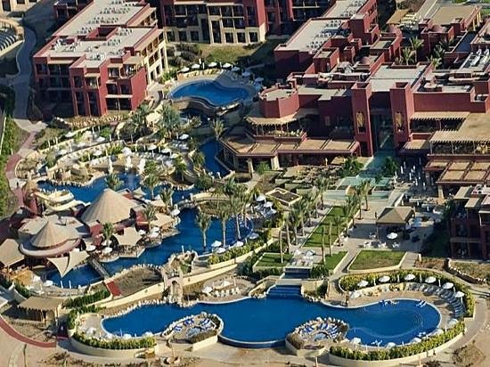 Movenpick Resort & Spa Tala Bay Aqaba: paradise view