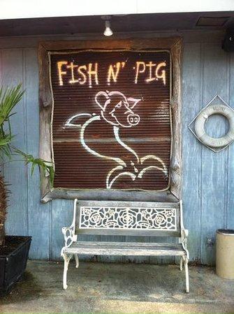 Fish n' Pig