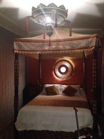 Riad Palau excelente, acogedor y hogareño!