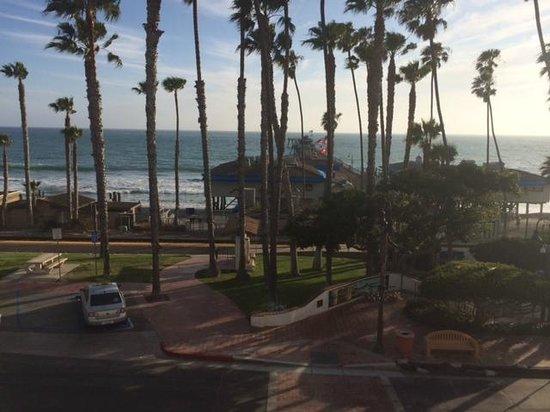 Villa Del Mar: View From Room 6