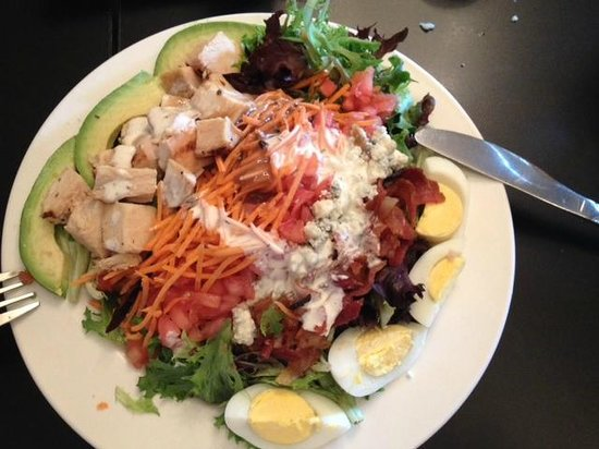 The Red Pepper: Cobb salad