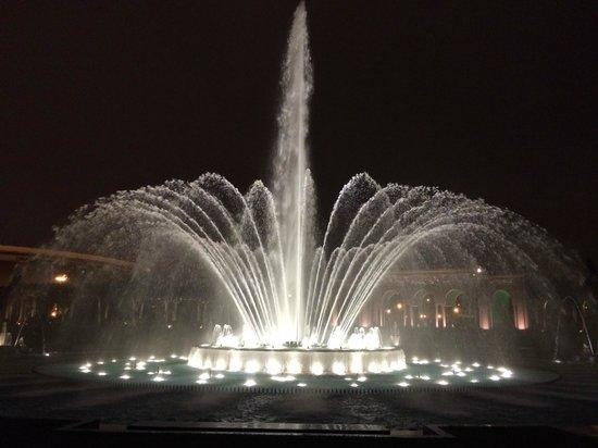 Circuito Magico del Agua: Grand Fountain