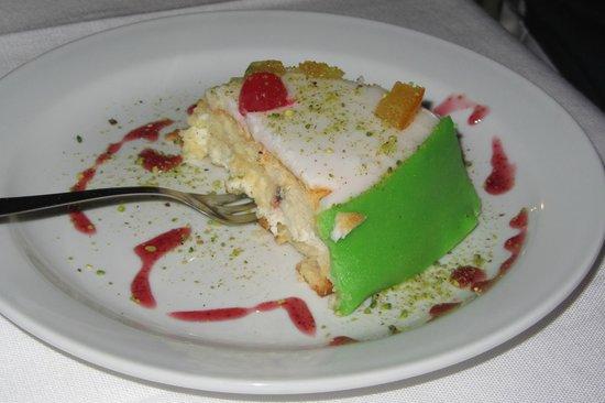 il Barcaiolo: Sicilian Cake