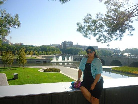 Madrid Rio: UN BUEN RECUERDO