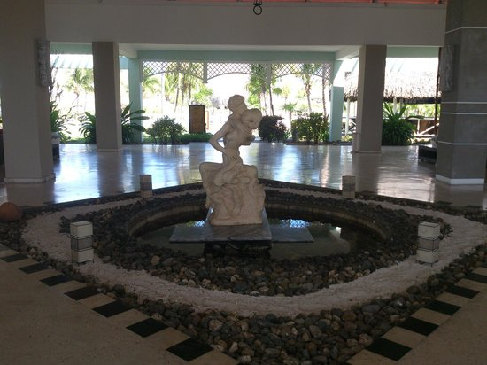 Sol Cayo Largo: Decoracion del Lobby
