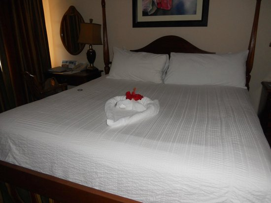 Sandals Royal Caribbean Resort and Private Island: Our room
