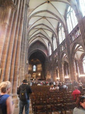 Liebfrauenmünster zu Straßburg (Cathédrale Notre-Dame de Strasbourg): Собор