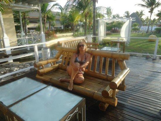 Sol Cayo Largo: Area de descanso