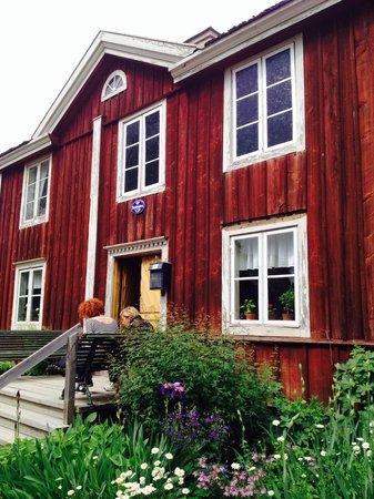 Freilichtmuseum Skansen: Postbüro