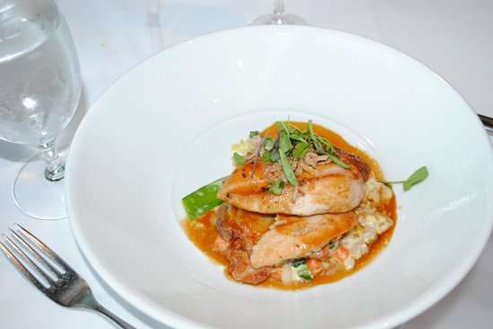 Eiffel Tower Restaurant at Paris Las Vegas : Reception Dinner