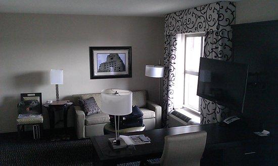 Hampton Inn & Suites Baton Rouge Downtown: Everything you need.