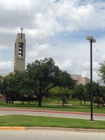 San Juan, TX: Beautiful church