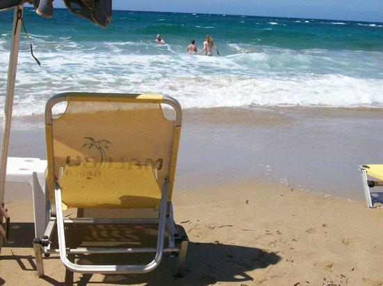 SENTIDO Vasia Resort & Spa : Malia beach