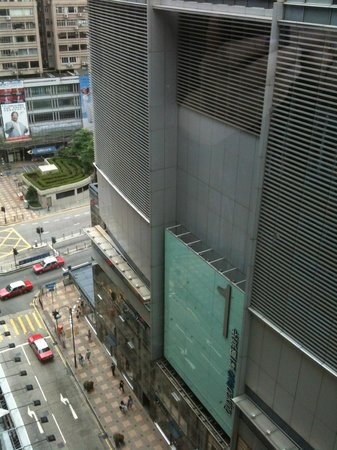 The Langham, Hong Kong: View from the room
