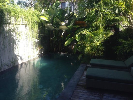 Kampoeng Villa : Private Pool