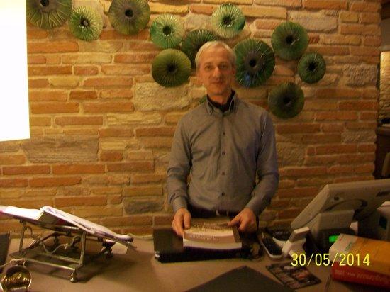 Ristorante Da Piero: exelente atencion