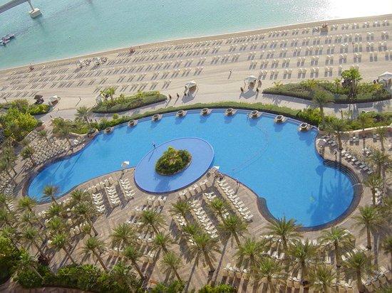 Atlantis, The Palm: Uitzicht van af de kamer