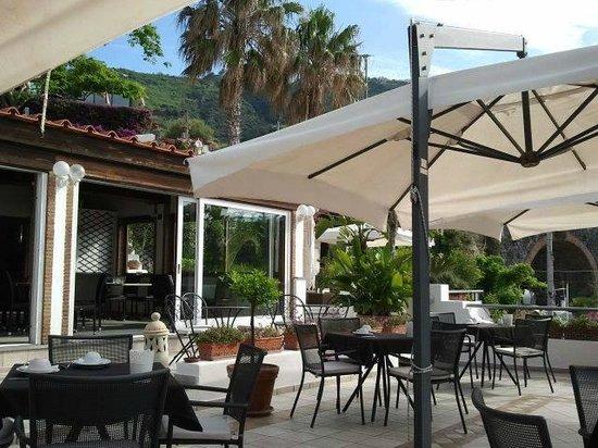 Casa Gerardo : terrazza e sala da pranzo