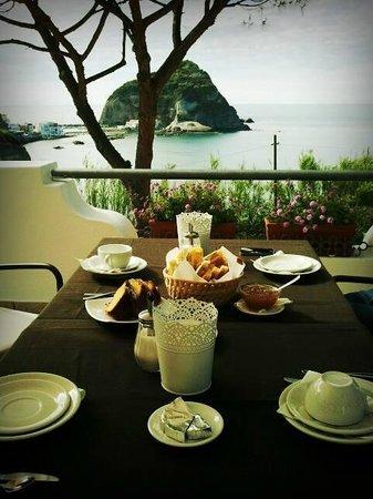 Casa Gerardo : Una colazione indimenticabile!