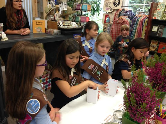 Branches Books & Gifts: Girl Scout Story Time Event