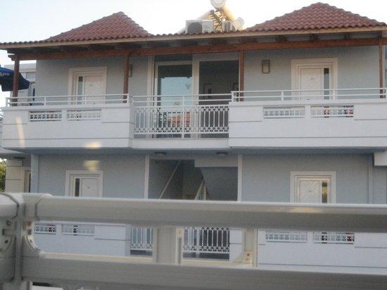 Mastorakis Village: Hotellet