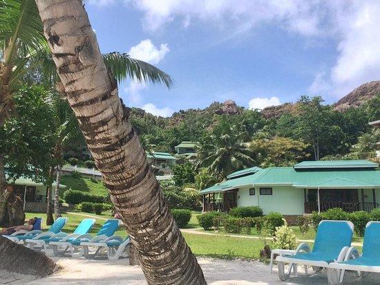 Hotel L'Archipel: Enceinte de l'Archipel